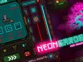 "Void Raiders - Neon Gardens and Tina the ""Bounty Hunter"""