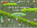 ENGAGE IN UNIQUE PARATROOPER COMBAT IN SUPER JELLY TROOPERS
