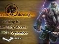 Thea: The awakening tomorrow on Steam!