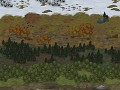 Dev Blog Update on Village Screens and new Worldmap Terrain