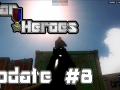 [Uniyt multiplayer fps] War Heroes update 8