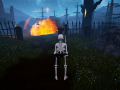 The Skeleton War Available for Download