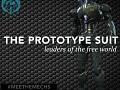 Here's the Prototype Frame: #MeetTheMechs