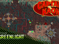 Captain Kaon - Vote now on Greenlight
