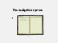 The navigation system
