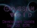 Development Report Sept-Oct 2015
