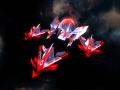 Blaster and Radical ships