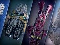Starfall Tactics WIP: New ships