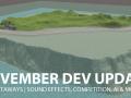 Castaways - November Dev Update