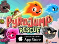 Pyro Jump Rescue featured by Apple