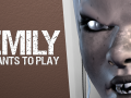 Emily Wants To Play is live! Come get your scare on!