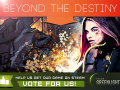 Beyond The Destiny is now on Steam Greenlight