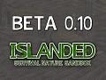 Islanded Beta 0.10