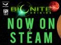 Bionite Origins is now on Steam!