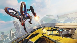 New Gameplay Footage of PlayStation VR-exclusive Mech Game RIGS