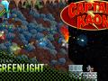 Captain Kaon - Fresh new art style