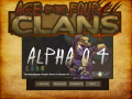 Age of the Four Clans Approaches Second Alpha Onboarding