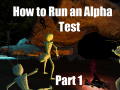 The Colony (Ant Simulator) - How to run an Alpha Test (Part 1)