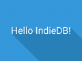 Hello IndieDB!