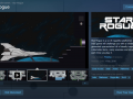 Star Rogue now available on Steam