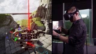 Unreal Engine Now Lets Developers Create VR Games In VR
