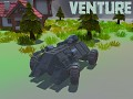 Venture - A diagonal turn of events!