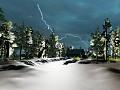 Short procedural lightning video uploaded