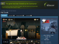 Fat Cook has been greenlit by the Steam community