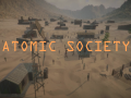 Atomic Society: City-Building Game With Moral Choices (Gameplay Walkthrough Video)