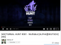 Nocturnal Hunt Let's Play