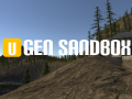 UGEN Sandbox - Models, Textures and Movement