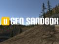 UGEN Sandbox - Models, Textures and Movement
