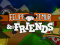 'Felipe Femur & Friends' has moved into the Android Market Neighborhood
