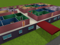 Skylimit Tycoon - Entrances, outdoor items and apartments