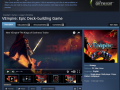 VEmpire: Epic Deck-building Game on GREENLIGHT