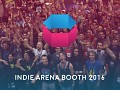 Indie Arena Booth - Exhibit at the Gamescom 2016