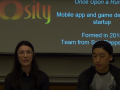 Game Industry Panel at Wharton University