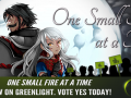 """Vote for """"One Small Fire at a Time"""" on Steam Greenlight!"""