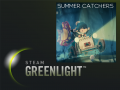 Summer Catchers on Steam Greenlight