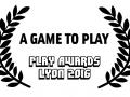 Hacktag winner of the Best Gameplay award at Indie Games Play #6