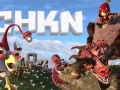 CHKN is now available on Steam!