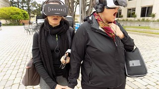 Campaigning for animal rights in VR