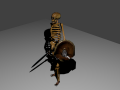 Dev Blog #36 - Player Models, Cloths and Monsters