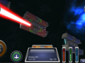 X-wing Starfighter - Star Wars Space Simulator
