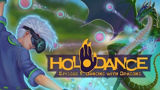 Holodance is now on Steam Early Access! Intro-Price until April 12th!