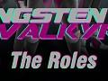 Tungsten Valkyrie - The Roles