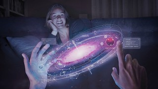 Magic Leap Reveals New Augmented Reality Home Video