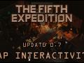 Update 0.7 - Map Interactivity