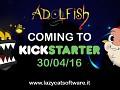 Kickstarter campaign - Adolfish
