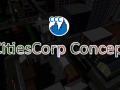CitiesCorp Concept - Released on Steam